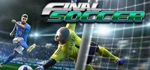 Final Soccer Originator Studios VR Arcade