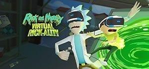 Rick and Morty Virtual Rickality Originator Studios VR Arcade